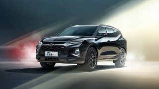 Guangzhou 2019:  Chevrolet Blazer 7 places