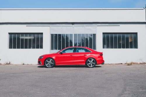 Article:  Essai Audi RS3 Berline