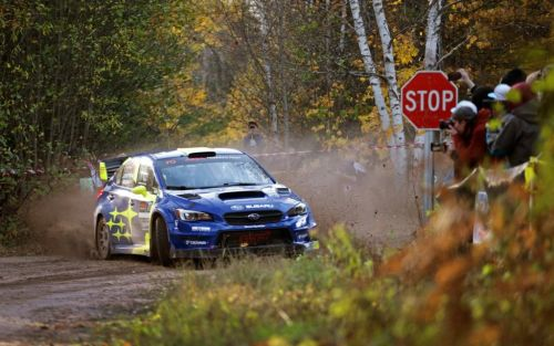 Oliver Solberg remporte le Lake Superior Performance Rally