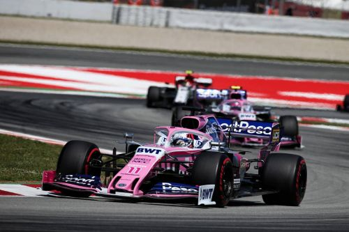 Perez 'worried' by performance shortfall after Racing Point updates