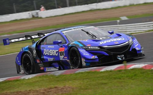 Button clinches first ever Super GT win!