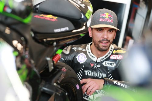 Supersport:  Kenan Sofuoglu stoppe sa carrière