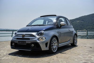 Édition spéciale Abarth 695 Rivale 175th Anniversary