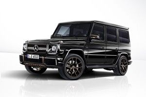 Mercedes-AMG G 65 (2017):  une Final Edition