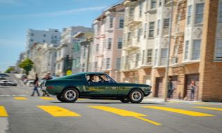 Gas Monkey Garage refait la course-poursuite de Bullitt