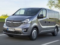 Salon de Francfort 2017 - Opel Vivaro Tourer : bureau mobile