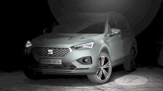 Seat tease le Tarraco, le SUV 7 places ibérique