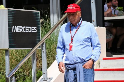 Hamilton reveals why he initially disliked Niki Lauda