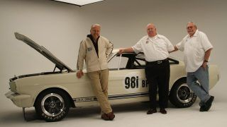 La Ford Mustang Shelby GT350R 1965 d'OVC