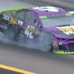 L'accident de Kyle Larson
