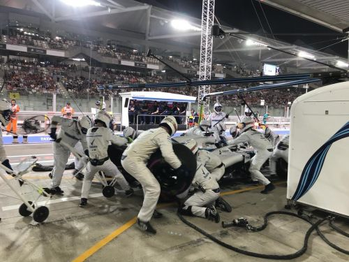 Kubica admits many are jumping ship at Williams