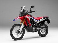 En direct d Eicma 2016:  Honda CRF 250L et CRF 250 Rally