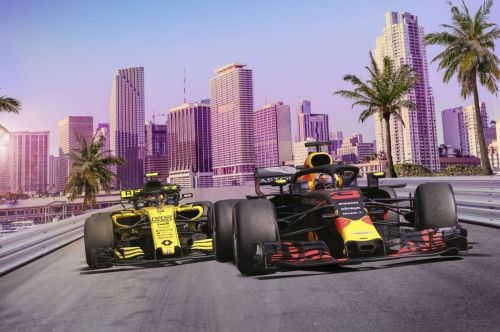 Miami GP promoter moves F1 venue to Dolphins Stadium!