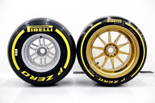 Pirelli set to secure 'mule cars' from teams for 18-inch wheel testing