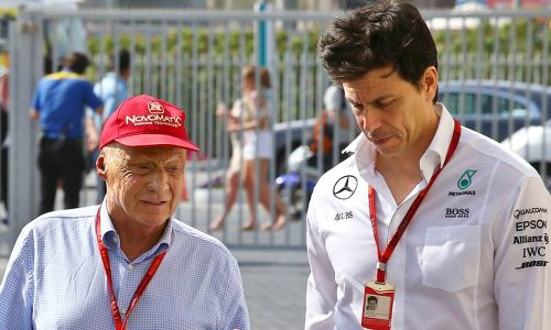 Lauda could soon be out of intensive care