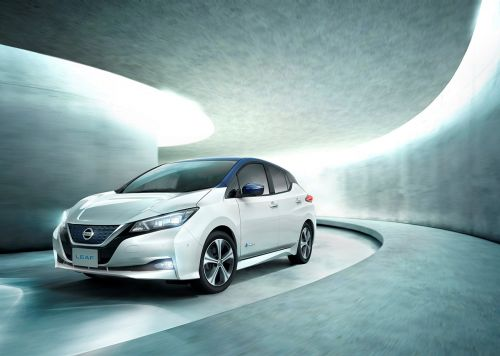 La Nouvelle Nissan LEAF nommée « Best Small Family Car » aux « Next Green Car Awards 2017 »