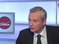 Bruno Le Maire favorable à des aides à la conversion, pas à celles sur le carburant