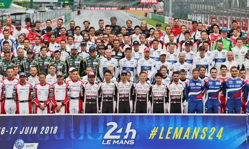 Drivers, are you ready for Le Mans?