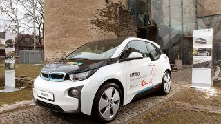 E.ON:  va installer 4 100 points de charge de BMW en Allemagne
