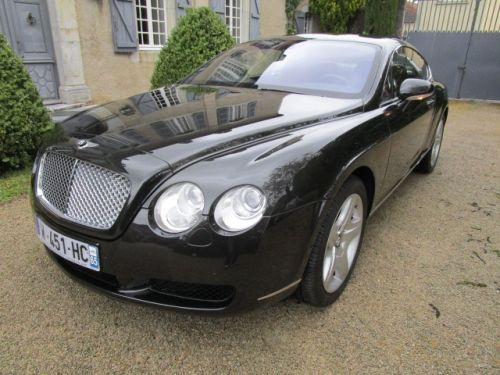 Bentley Continental GT 6.0L V12 560 Cv BA6