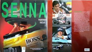 On a lu:  Senna, portrait inédit