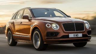 Genève 2019:  Bentley Bentayga Speed, monsieur plus