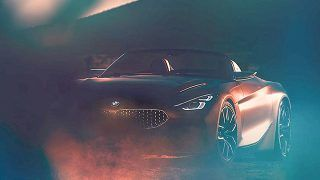 Pebble Beach 2017:  BMW poursuit le teasing de son concept Z4