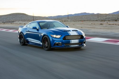 Ford Mustang:  une nouvelle Shelby GT500 pour 2019