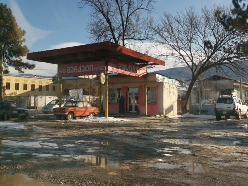 Gas Station (505)