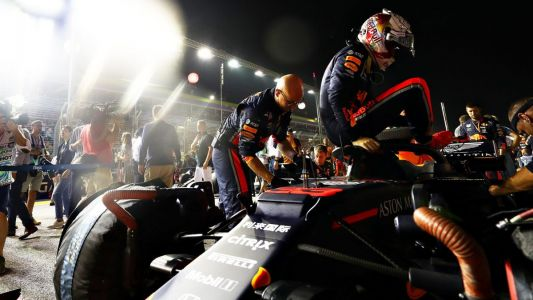 Verstappen: Singapore is 'a wake-up call' for Red Bull