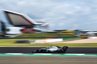 2019 British Grand Prix Free Practice 2 - Results