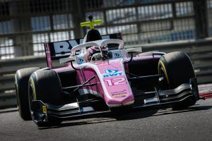 Thomas Laurent a effectué son test en F2 !