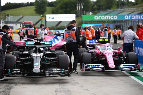 Kolles alleges collusion between Racing Point and Mercedes