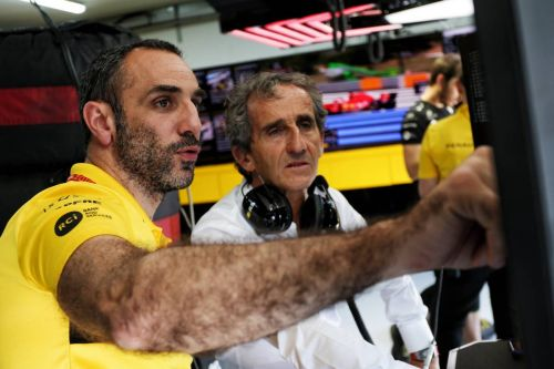Abiteboul: Renault engine will 'close the gap', but chassis will take longer