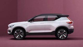 Le Volvo XC40 s'annonce