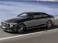 Salon de Detroit 2018 - Mercedes CLS : déjà une version 53 AMG