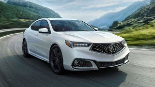 New York 2017:  Acura TLX