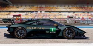 Un challenge ambitieux attend Brabham Automotive