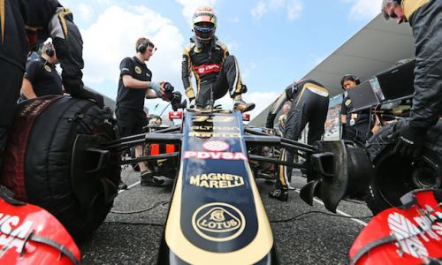 Maldonado and Ferrari: It could have happened!
