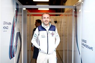 ROBERT KUBICA AVEC GEORGE RUSSELL CHEZ WILLIAMS EN 2019, EN F1