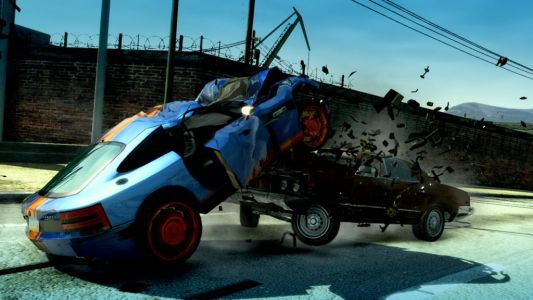 Burnout Paradise Switch:  du gameplay issu de notre test