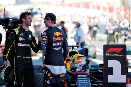 Red Bull results haven't improved in five years - Ricciardo