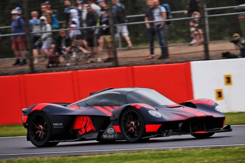 Aston Martin 'ready' to step in if Honda quits