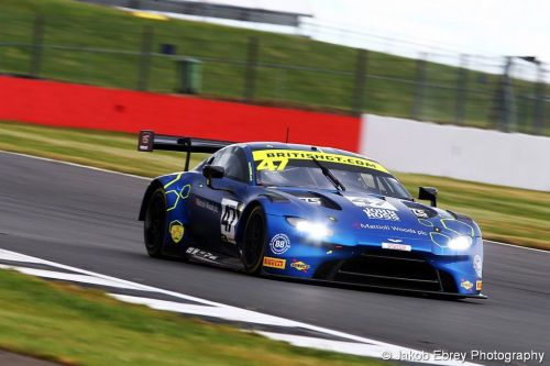 Silverstone 500:  TF Sport accapare les pole positions