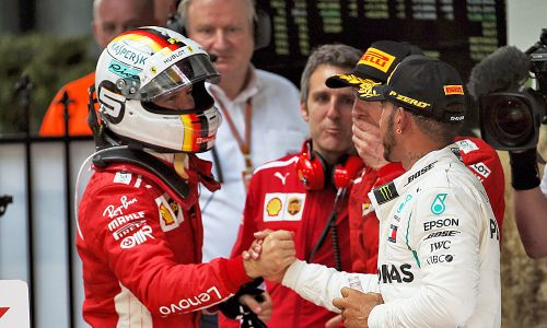 Mercedes forced to over-deliver to beat Ferrari - Hamilton
