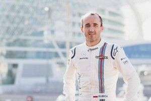 F1 - Kubica sera bien réserviste de Williams