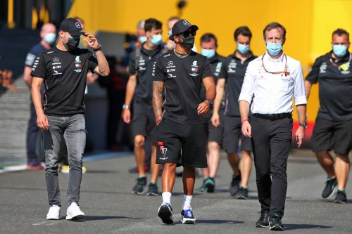 Brawn expecting positive COVID-19 case in F1 at some point
