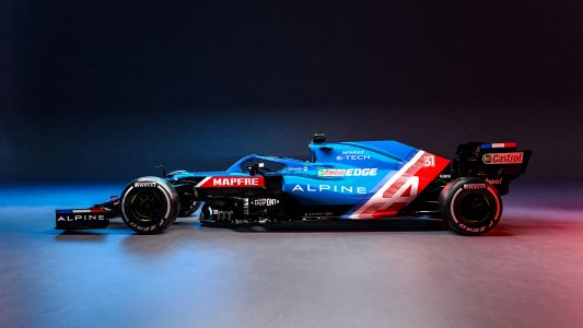 Team launch gallery: Alpine F1 Team's A521