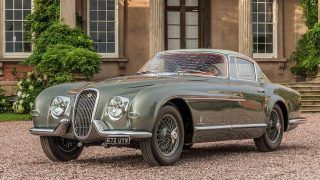 Pebble Beach 2017:  Jaguar XK120 SE Pininfarina