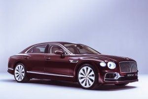 Voici la nouvelle Bentley Flying Spur (2019) !